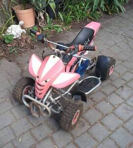 MIDI QUAD BIKE - LEI - IDEAL FOR PARTS OR PROJECT Mill Park Whittlesea Area Preview