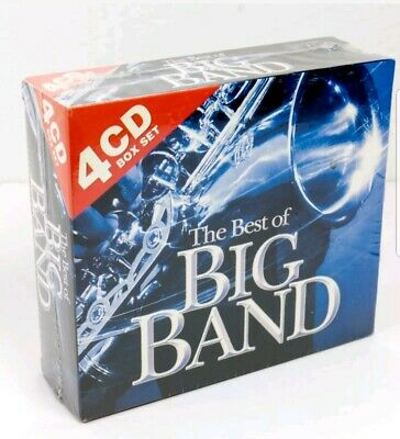 The Best of Big Band [Madacy 4-CD] by Various Artists (2003) New Sealed