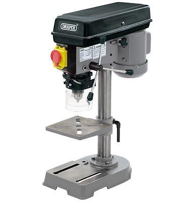 DRAPER 5 Speed Bench/Table Top Pillar Drill/Drilling Press 240v 13mm Chuck 38255