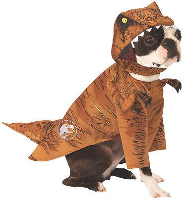 Jurassic World 2 T-Rex Dinosaurier Haustier Halloween Kostüm ()