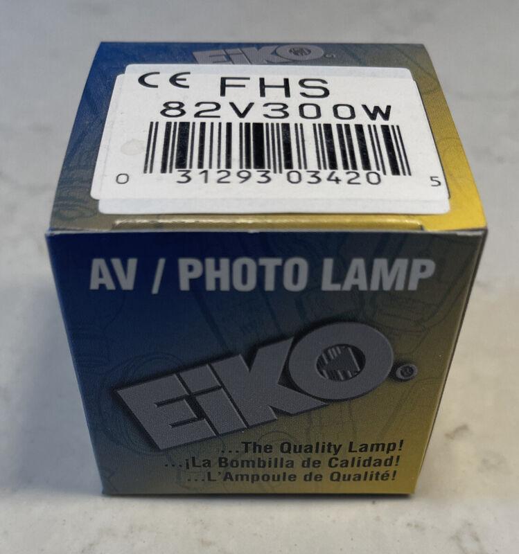 New Eiko FHS AV/Photo Lamp 82V 300W Projection Bulb