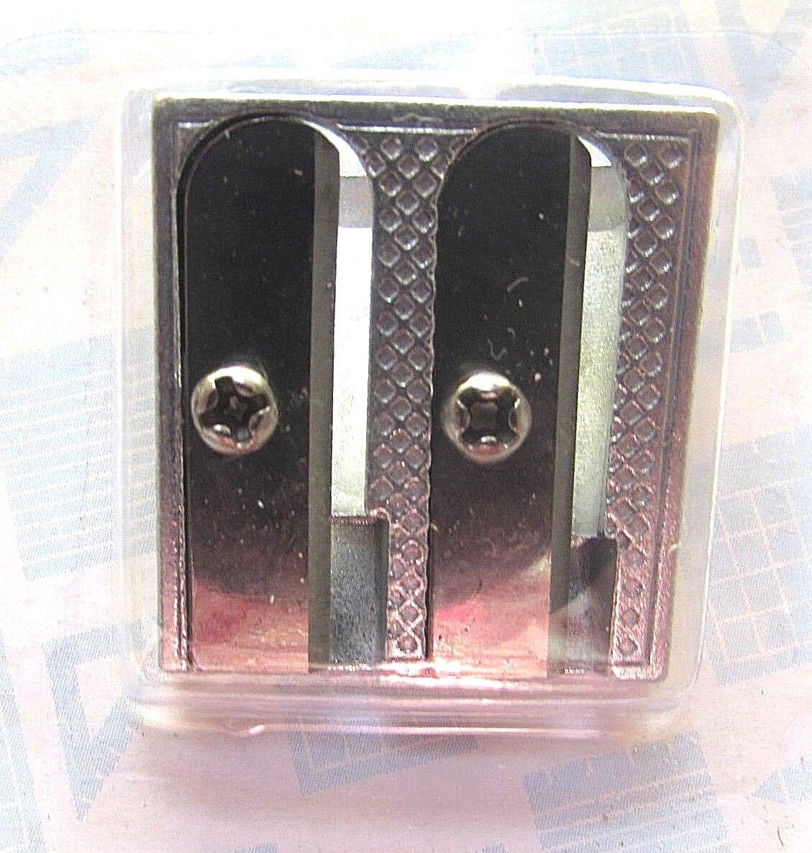 Anspitzer Doppelanspitzer Doppelspitzer Spitzer Metall  kleine und große Stifte