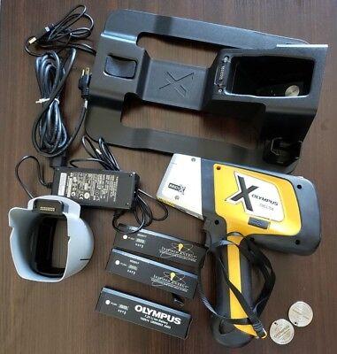 Olympus Innov-x Delta 50 Premium Dp6550-cc Handheld Consumer Product Analyzer