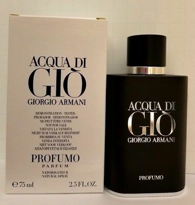 ACQUA DI GIO PROFUMO by Giorgio Armani EDP Spray for MEN 2.5 oz in a TSTR BOX