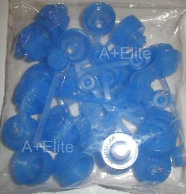 Baxter Baxa Adaptacap Bottle Exactamed Adapter Size C 22mm 20pk H9385103