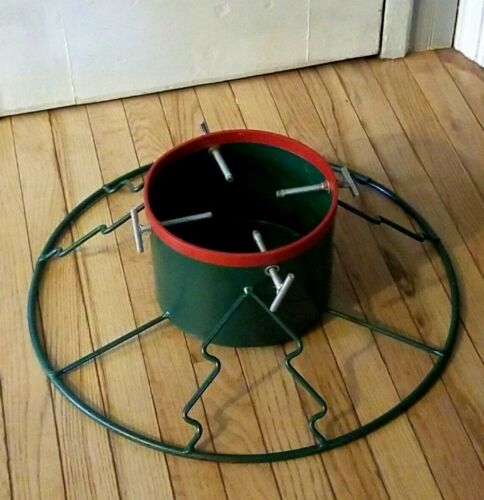 Christmas Tree Stand ~ Large Heavy Iron