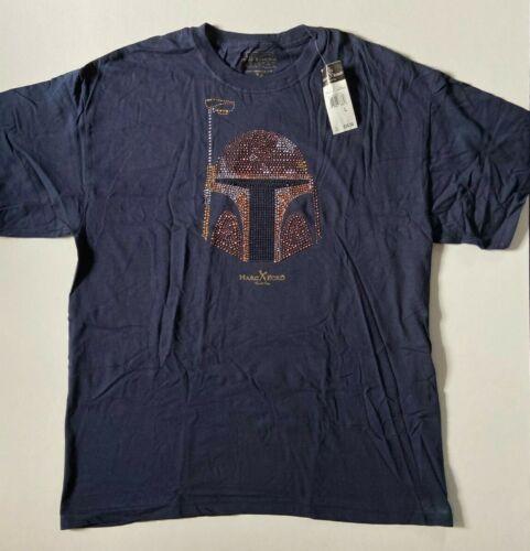 Marc Ecko Cut & Sew - Star Wars Boba Fett T-Shirt Mens L New Unworn Mandalorian