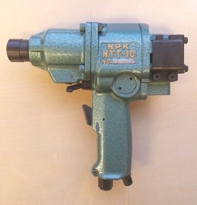Pneumatic Air Impact Wrench NPK NTT-10 AK0005 Industrial Grade (STORE IW)