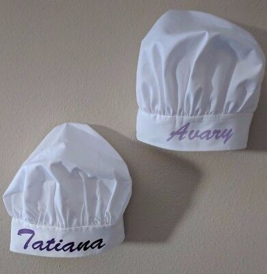 Personalized-Child's Chef Cooking Hat Fun Paint Cute - Chef Hat Personalized