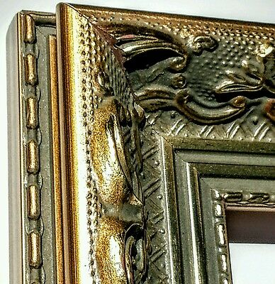 ☆2 DAY SALE☆ 100 ft - WHOLESALE Ornate Gold Picture Frame Molding~WOOD~ Antique