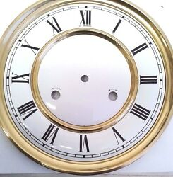 Westminster Vienna Regulator clock dial 200 mm for Hermle 241 movement