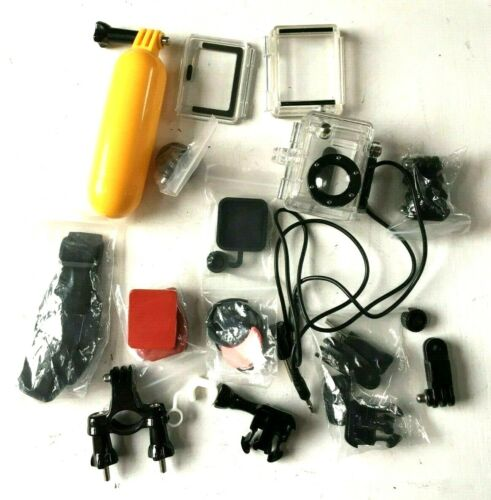 GoPro Go Pro Accessory Lot Strap Water Proof Case Lens Filters New Free Ship