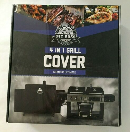 Pit Boss Grill Cover Memphis Ultimate 73952 Heavy Duty, Waterproof UV protect