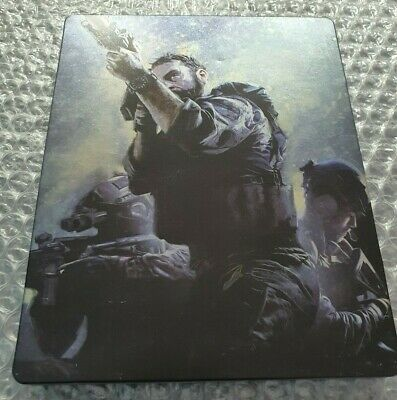 Call of Duty - Modern Warfare - Limited Edition Steelbook - G2 - PS4 - No Game  for sale  Shipping to Nigeria