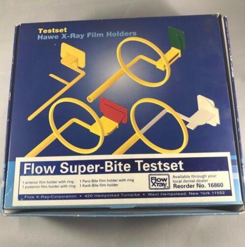 Hawe X-Ray Film Holders Flow Super-Bite Testset