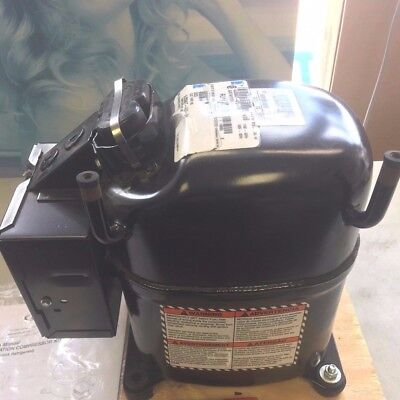 Compressor Tecumseh 34 Hp Sweat Aja7461yxa R134a R404a R12 115vac