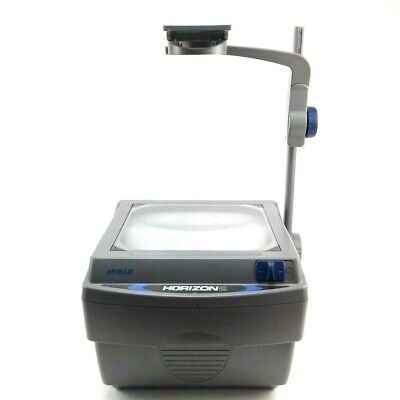 Apollo Horizon 16000 Series Portable Overhead Projector Tested And Working Used