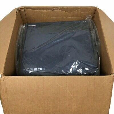 Panasonic Kx-tda200 Hybrid Ip-pbx System 192 Ports 9985