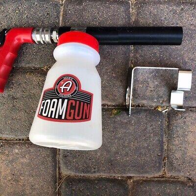 Adams Standard Foam Gun - Car Wash W Wall Mount Bracket