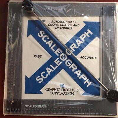 """Scaleograph 6""""x6"""""""