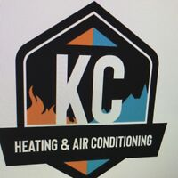 K.C.  HEATING & AIR CONDITIONING