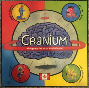 Cranium - never played!