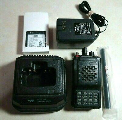 Vertex Standard Vx-800v Vhf Full Keypad Radio 146-160 Mhz With Charger