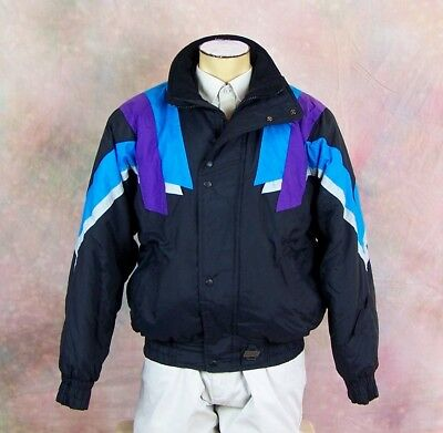HJC Racing Jacket Cirolux  Winter Ski Snow Gear Heavy Warm Coat Jacket  New WOTG