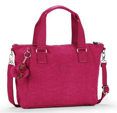 Kipling AMIEL Medium Handbag Berry