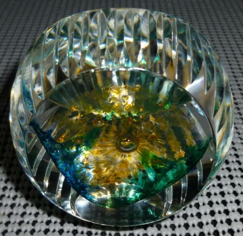 Caithness Paperweight Space Encounter 42/75