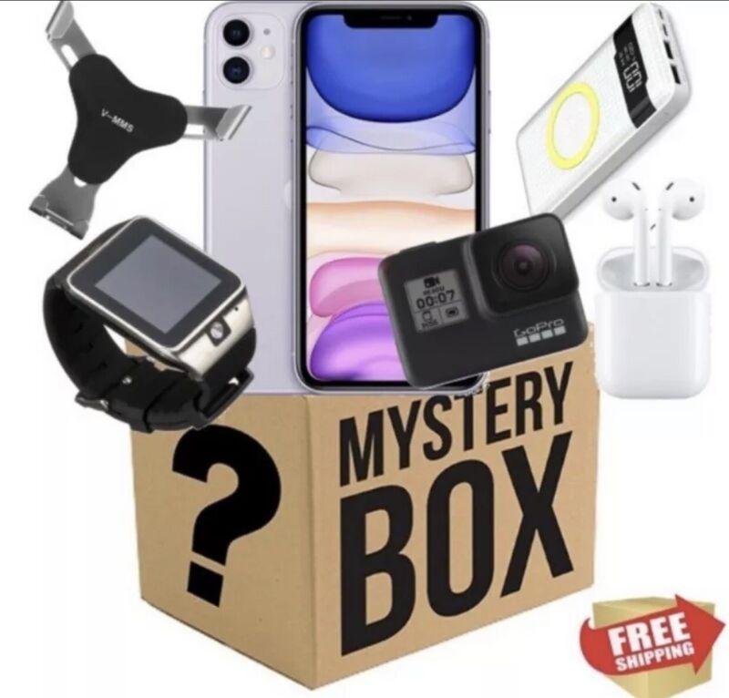 Mystery Box - Apple Electronics, Beauty, Games, Books, Funko, Health & More