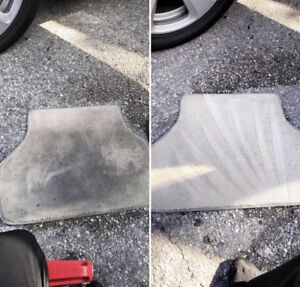 SPIN MOBILE DEAITILING| CAR WASH | STEAM CLEANING | QUALITY JOB