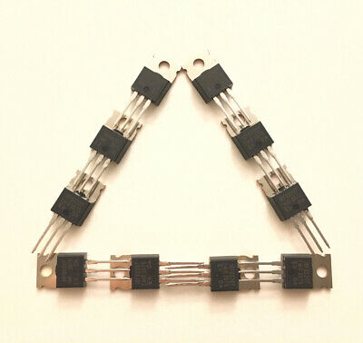 10 Pcs. Irfb3207 Mosfet To-220 Power Transistor 75v 3.6mohm 180a Not Ferramid