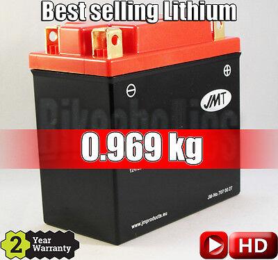 Best Lithium battery-Harley Davidson XL 1200 C Sportster Custom- (Best Battery For Harley Davidson)