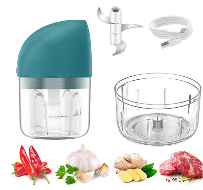 Eléctrico Recortadora 250ML de Verduras Universal Multi Cebolla