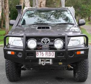 2010 Toyota Hilux Ute TURBO DIESEL 4X4 DUAL CAB rego and rwc Southport Gold Coast City Preview
