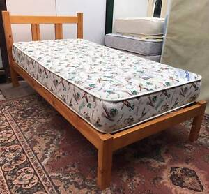 single, double,queen bed, mattress, bed frame, furniture for sale Kingsbury Darebin Area Preview