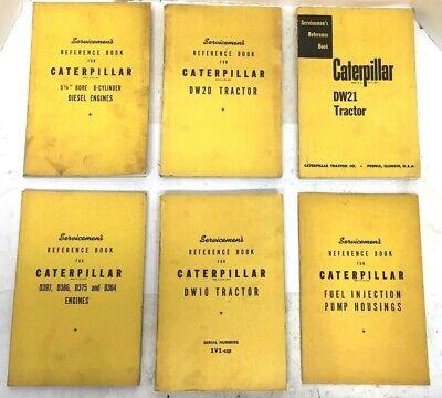 Building Materials & Supplies Caterpillar Diesel Engine ...