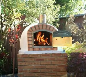 Outdoor Pizza Oven 100cm with Free clay roasting dish and FREE DELIVERY