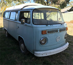 1974 Volkswagon Kombi Charleville Murweh Area Preview