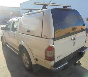 HOLDEN RODEO HARD TONNEAU COVER RA, 03/03-10/06 (C18730) Lansvale Liverpool Area Preview