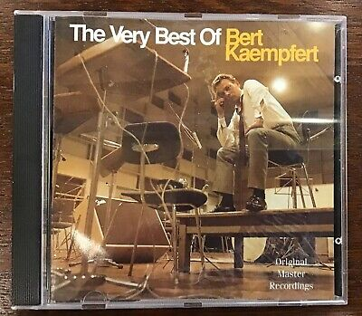 The Very Best Of Bert Kaempfert CD, Tarragon / Polygram, 1995, 16 (Bert Kaempfert The Very Best Of Bert Kaempfert)