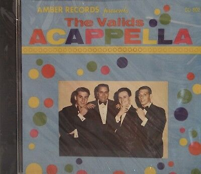 The Valids Acapella   20 Tracks