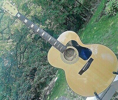 Fender SJ-65S Jumbo Acoustic Guitar, '99 Korea, with Case