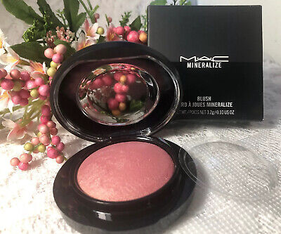 MAC ~ Mineralize Blush DAINTY Powder 100% Authentic ~ NEW IN BOX Ships Free!!
