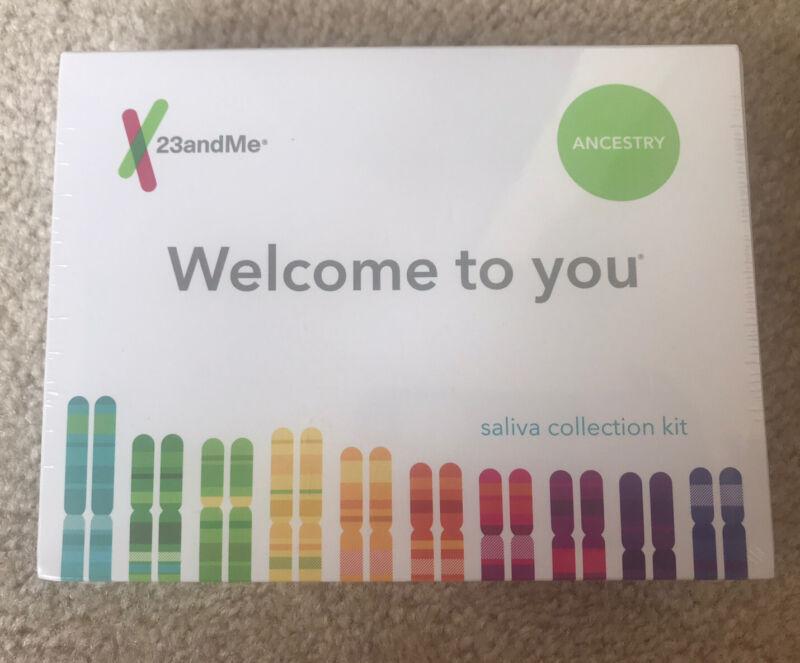 23andMe AUXX-00-N05 Genetic Ancestry Test