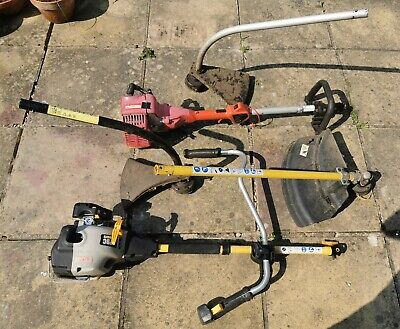 JOB LOT OF POWER GARDEN MIXED TOOLS please read item