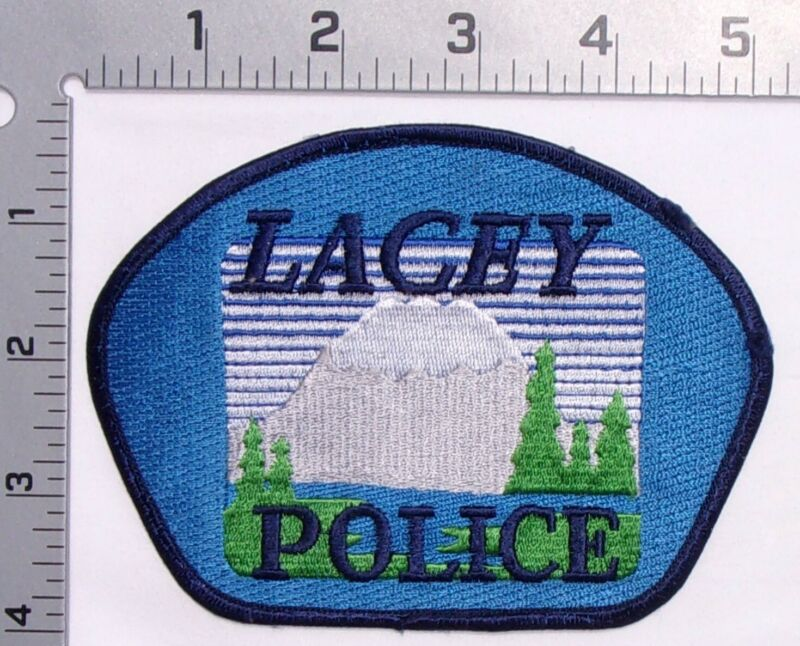 Lacey Washington Police Department Shoulder Patch