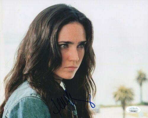 Jennifer Connelly Labyrinth Autographed Signed 8x10 Photo JSA COA 2019-1