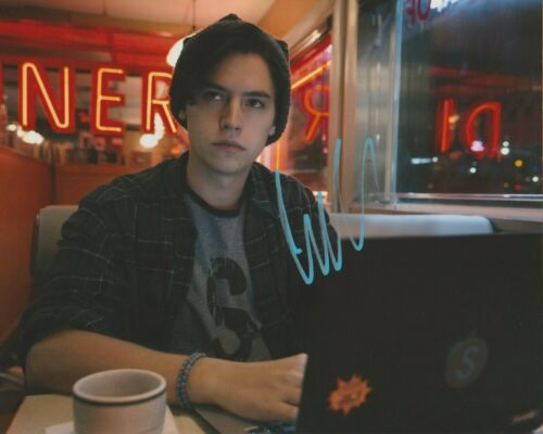 Cole Sprouse Riverdale Autographed Signed 8x10 Photo COA MR112